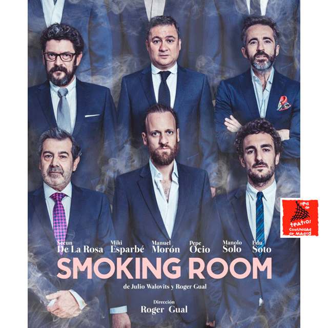 """Smoking Room"""