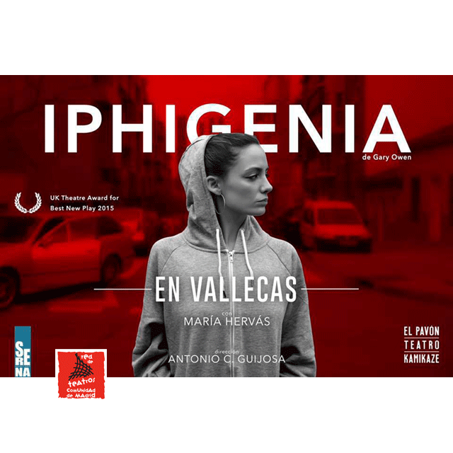 """Iphigenia en Vallecas"""