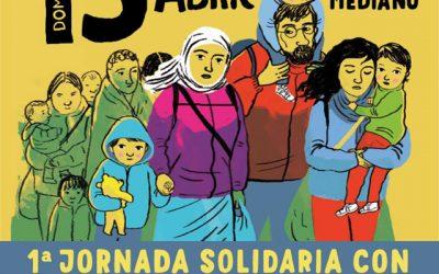 1ª Jornada Solidaria con las Personas Refugiadas