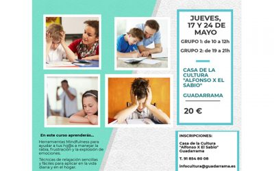 Taller: Mindfulnness e Inteligencia Emocional para padres y madres.