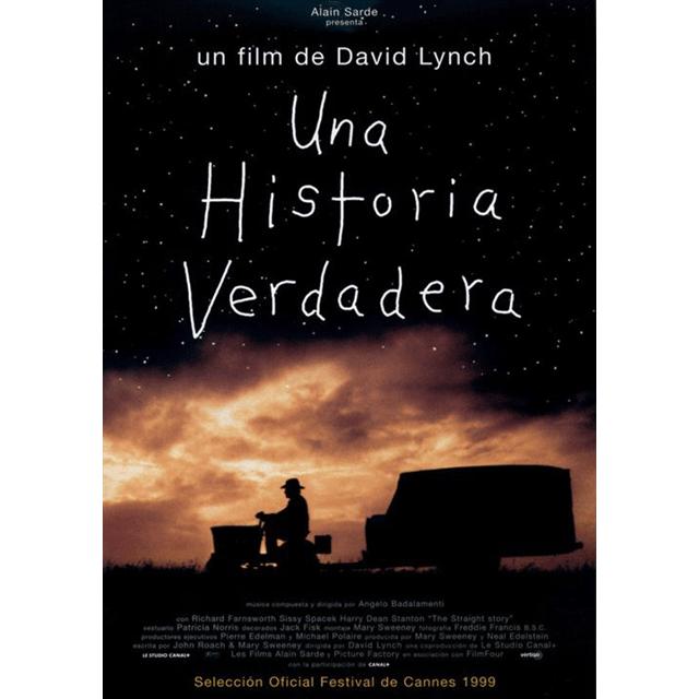 "Cine: ""Una historia verdadera"""