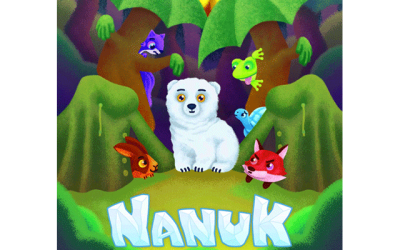 "Títeres: ""Nanuk en El Bosque de las Emociones"""