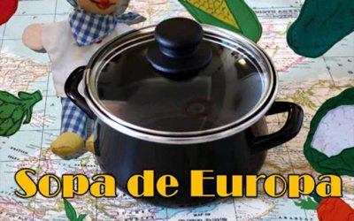 """Cuentacuentos: """"Sopa de Europa"""" con Alicia Mohino"""