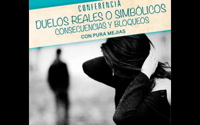 """Conferencia: """"Duelos reales o símbólicos. Consecuencias y bloqueos"""""""