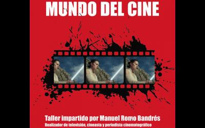 Taller: Descubre el Mundo del Cine