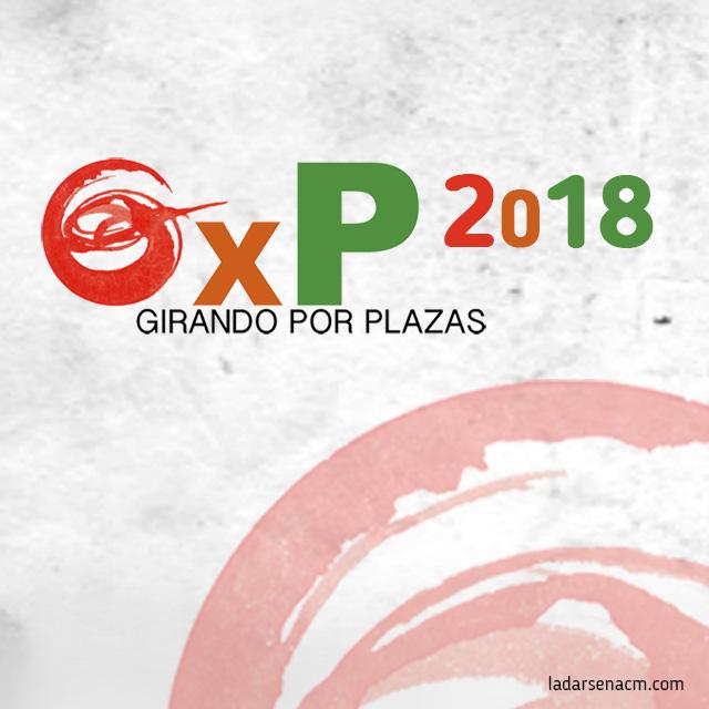 Girando por Plazas 2018