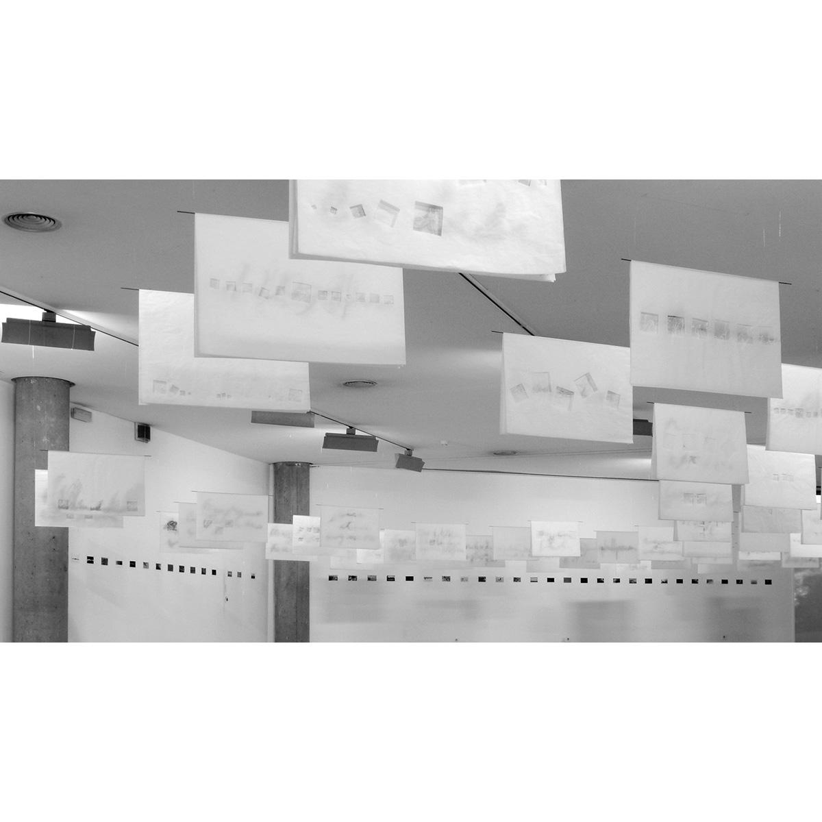 LEANDRO ALONSO - Caligrafias Extrañas