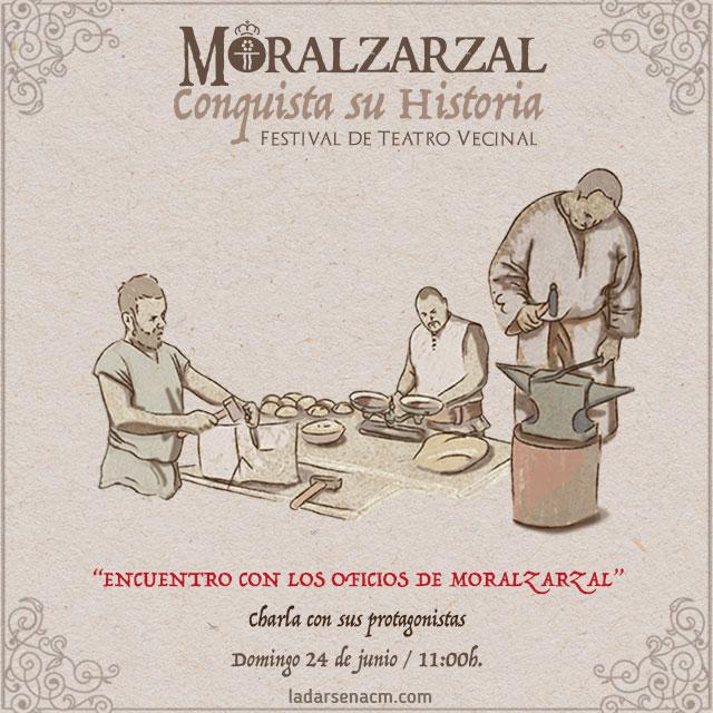 """""""Encuentro con los oficios de Moralzarzal"""""""