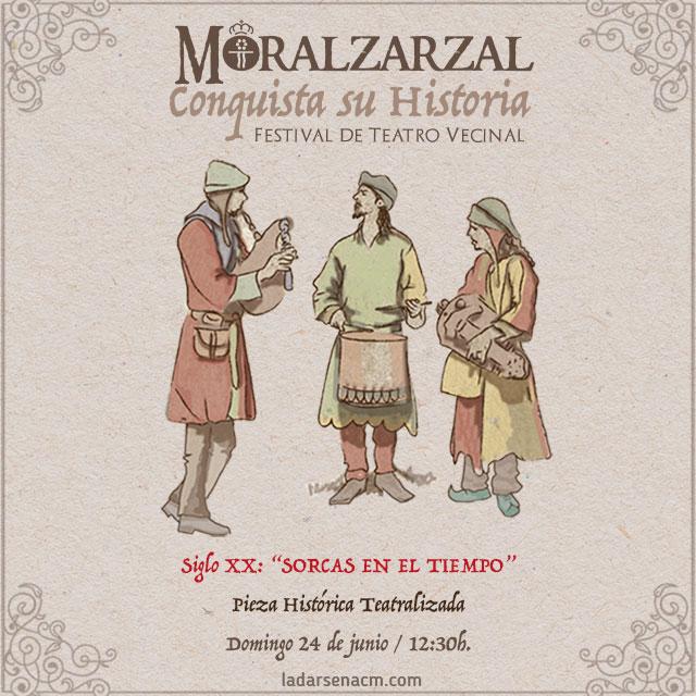 """Siglo XX: """"SORCAS en el tiempo"""""""