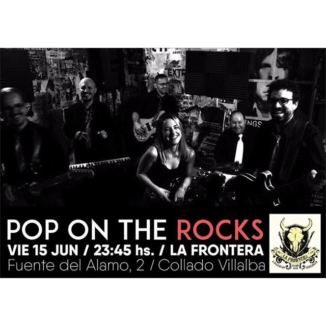 Pop On The Rocks