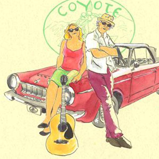 Tina Bednoff & Jameson Slim