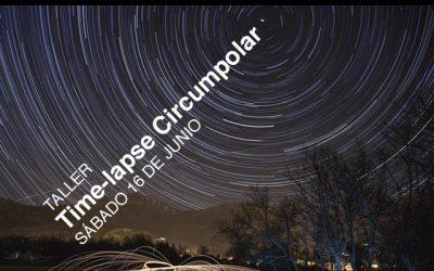Time-lapse Circumpolar. FotoSenderismo con Javier Marven.