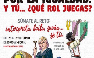 """""""Heroínas y Héroes por la Igualdad"""""""