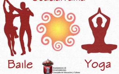 Intensivos de Baile y Yoga en Guadarrama