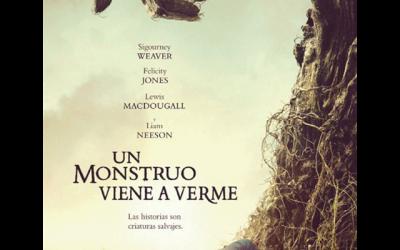"""Cine de Verano: """"Un monstruo viene a verme"""""""