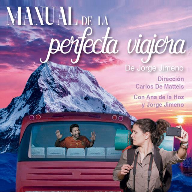 """""""Manual de la perfecta viajera"""""""