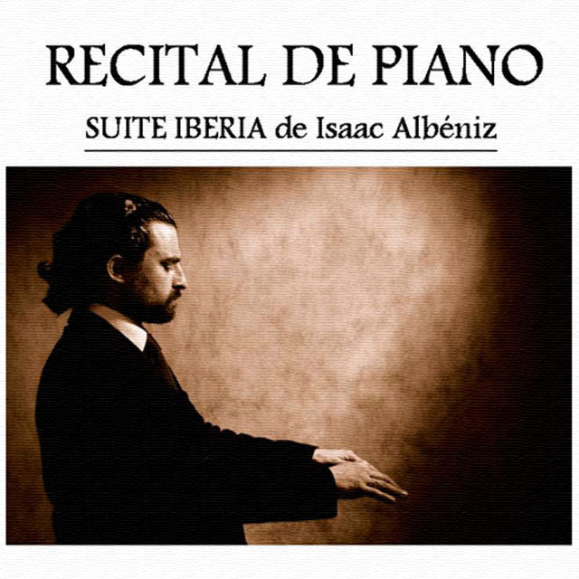 """Jose Luis Nieto: """"Suite Iberia"""", de Albéniz."""