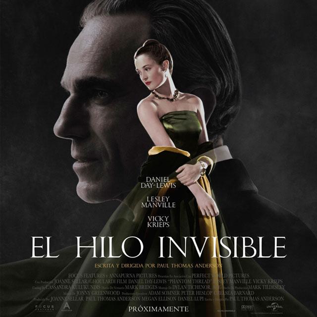 """Cine: """"El hilo invisible"""""""
