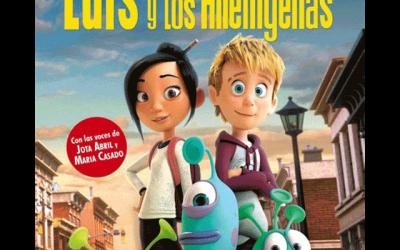 """Cine: """"Luis y los alienígenas"""""""