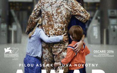 "Cine de Verano: ""A war"""