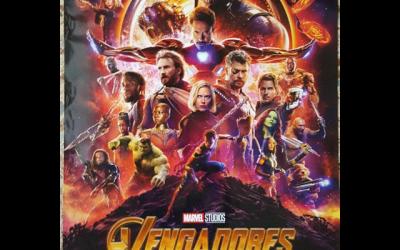 "Cine: ""Vengadores. Infinity War"""