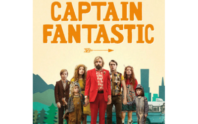 """Cine de Verano: """"Captain Fantastic"""""""