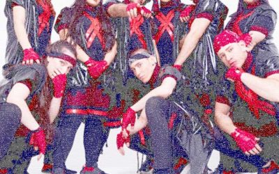 X-Adows. Danza Urbana