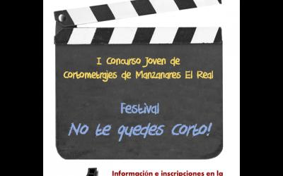 I Concurso Joven de Cortometrajes de Manzanares El Real