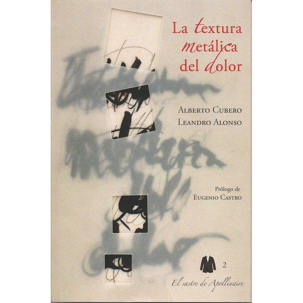 ALBERTO CUBERO - La metálica textura del dolor.