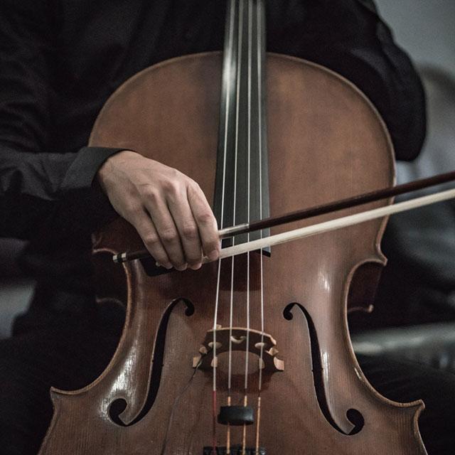 """Nea Cello Ensemble: """"Miniaturas coloristas"""""""
