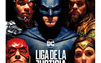 """Cine de Verano: """"La Liga de la Justicia"""""""