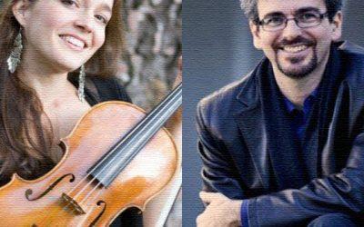 """""""Sonatas de Bach para gamba y clave, en versión para viola y piano"""""""