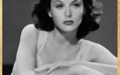 """VI Ciclo de conferencias Testigos de su tiempo: """"Hedy Lamarr: La ingeniera más bella de Hollywood""""."""