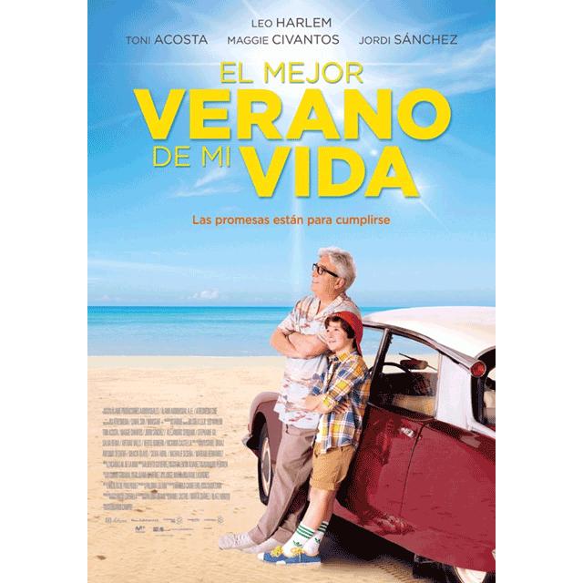 """Cine de verano: """"El mejor verano de mi vida"""""""