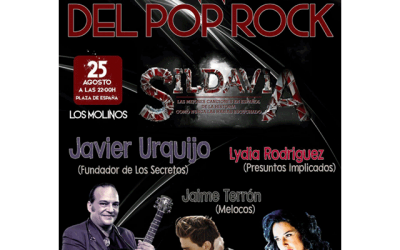 La Gran Noche del Pop Rock en Los Molinos