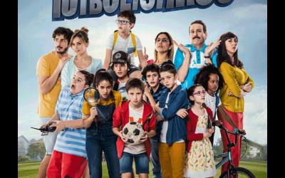 """Cine: """"Los Futbolísimos"""""""