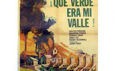 "Cine: ""Qué verde era mi valle"""