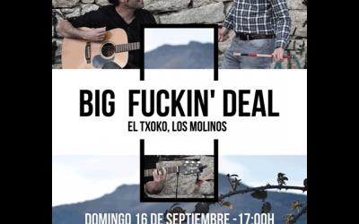 Big Fuckin' Deal