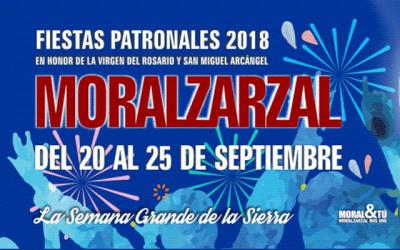 Fiestas de Moralzarzal 2018