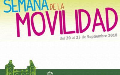Semana de la Movilidad en Alpedrete