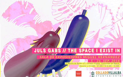 "Juls Gabs: ""The space I exit in"""