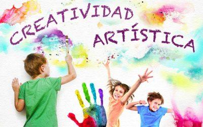 Taller: Creatividad Artística para niñ@s