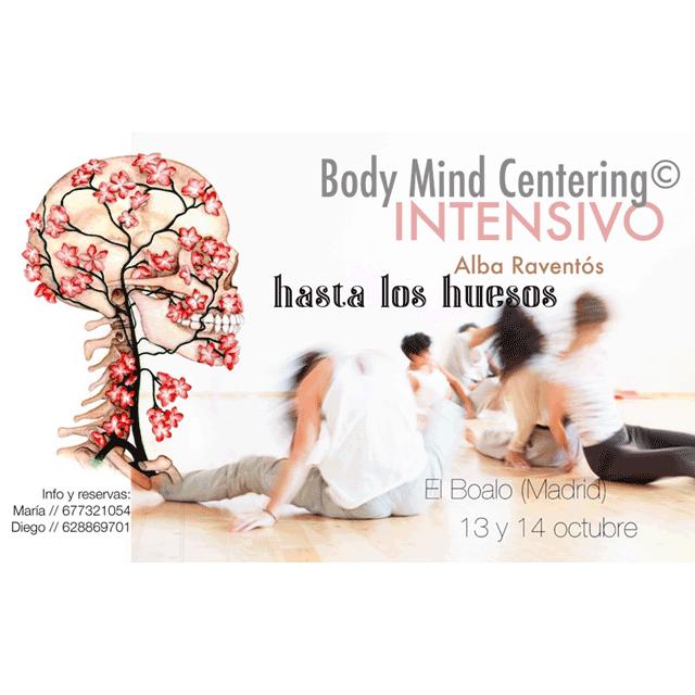 """""""Hasta los Huesos"""". Taller intensivo de Body Mind Centering©"""
