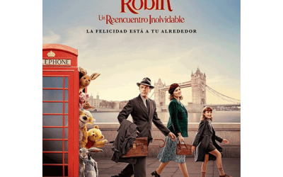 """Cine: """"Christopher Robin. Un reencuentro inolvidable"""""""