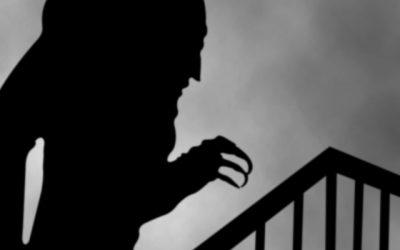 """""""Nosferatu""""… Murnau y Jorge Gil Zulueta."""