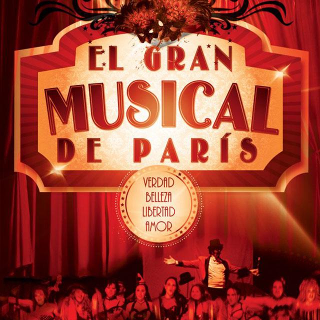 """""""El Gran Musical de París"""""""