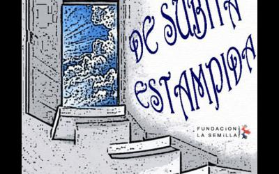 """Teatro Solidario: """"De súbita estampida""""."""