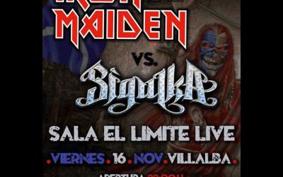 666 (Tributo a Iron Maiden) + Sigulka