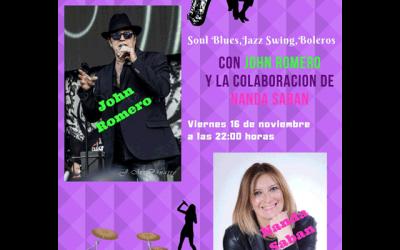 John Romero + Nanda Saran