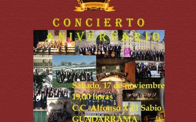 Orquesta Balanguía. Concierto 25 aniversario